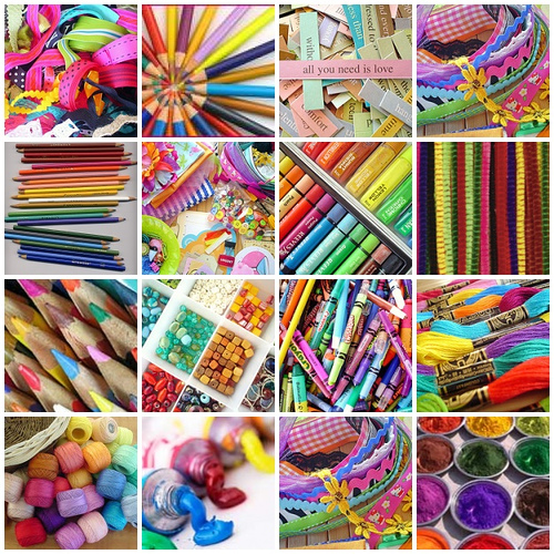 Donate music art supplies viva musica for Any craft item with waste material